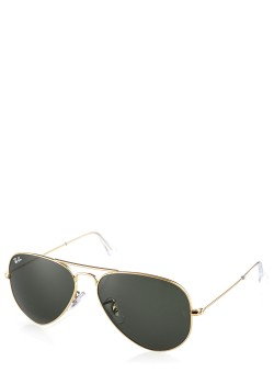 Ray Ban sunglasses gold