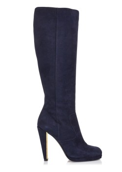 Fendi boot blue