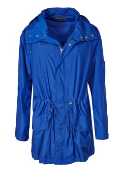 Ralph Lauren coat royal-blue