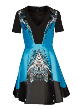 Byblos dress turquoise
