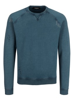 Sweater by Dsquared blue
