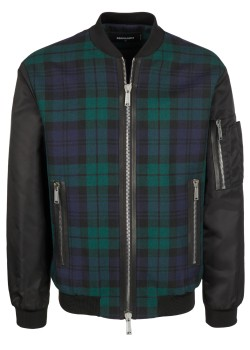 Dsquared jacket plaid