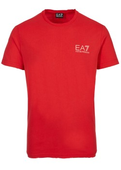 EA7 Emporio Armani t-shirt red