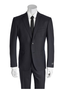 Cerruti suit dark blue