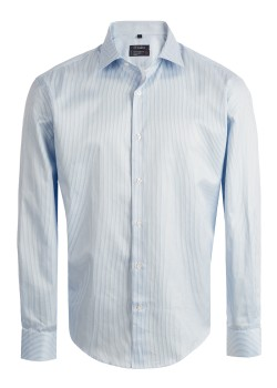 Tailor selected by Ermenegildo Zegna shirt striped