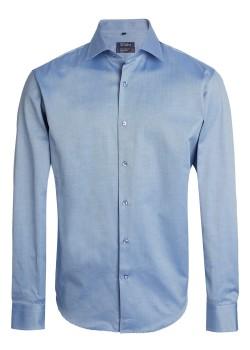 Tailor selected by Ermenegildo Zegna shirt blue