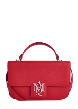 Alexander McQueen bag red