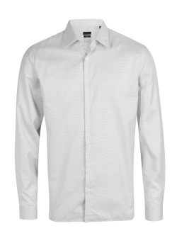 Zegna shirt black & white