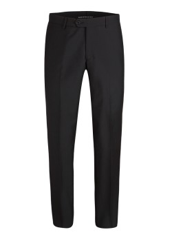 Tessuto Zegna pants pinstriped black