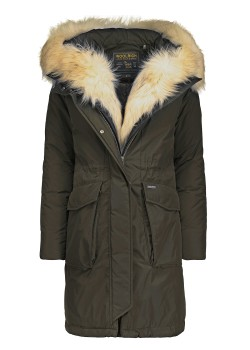Woolrich Jacke W´S Military Parka olive