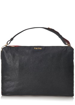 MiuMiu bag black/red