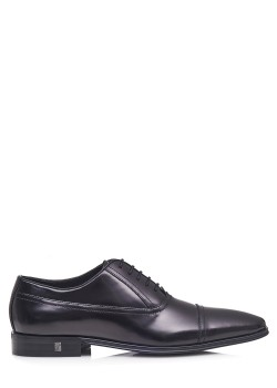 Luxurious Versace Collection shoes cut from finest leather