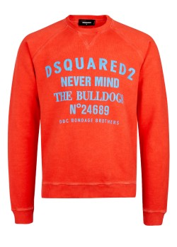 Dsquared pullover red