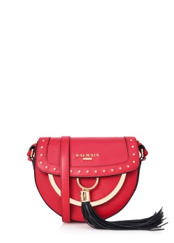 Balmain bag red