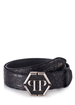 "Philipp Plein belt ""By the night"""