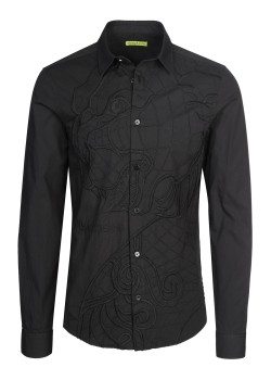 Versace Jeans Couture shirt black