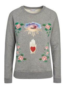 Red Valentino pullover grey