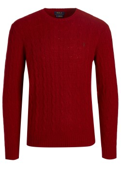Polo by Ralph Lauren pullover red