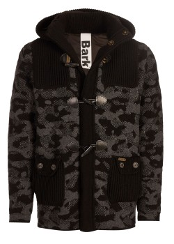 Bark jacket black