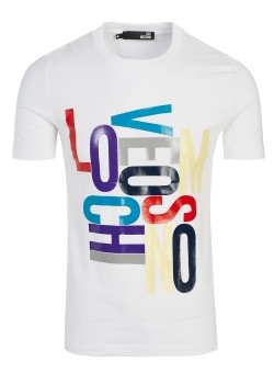 Love Moschino t-shirt white