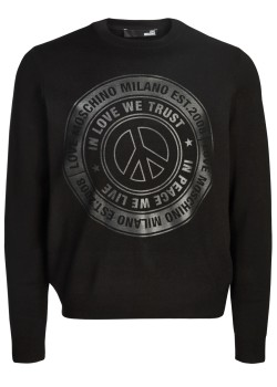 Love Moschino sweatshirt black
