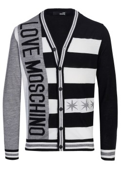 Love Moschino jacket grey