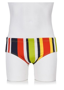 Dsquared swimming trunk striped