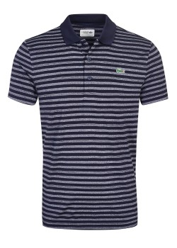 Lacoste poloshirt striped