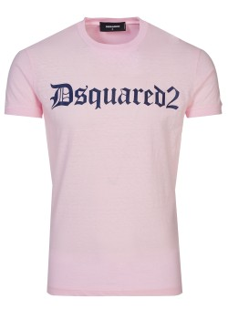 Dsquared t-shirt rose