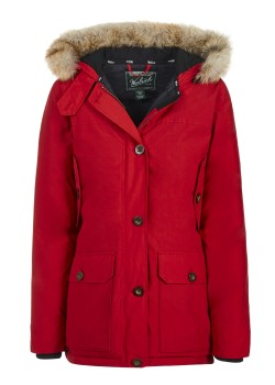 Woolrich WMS Arctic Parka red