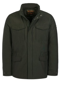 Woolrich jacket TRAVEL FIELD JKT olive