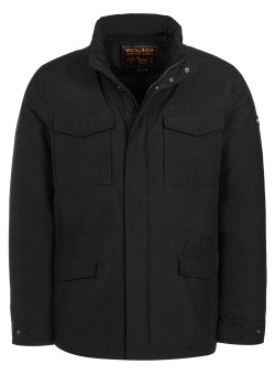 Woolrich jacket TRAVEL FIELD JKT black