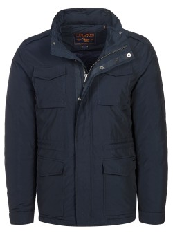 Woolrich jacket TURNER FIELD JKT darkblue