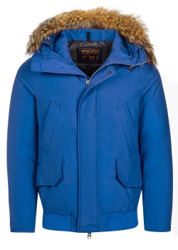 Woolrich Northern Jacket blue