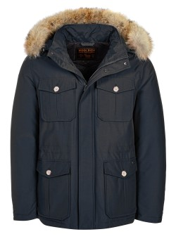 Woolrich jacket Snow Lake JK dark blue