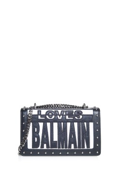 Balmain bag black & white