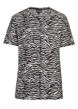 Just Cavalli top zebra