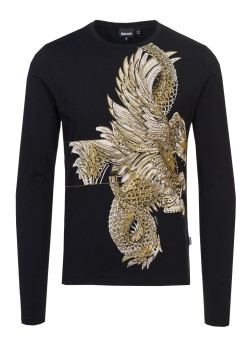 Just Cavalli longsleeve black