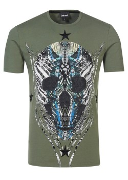 Just Cavalli t-shirt green