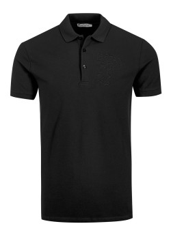 Versace Collection poloshirt black