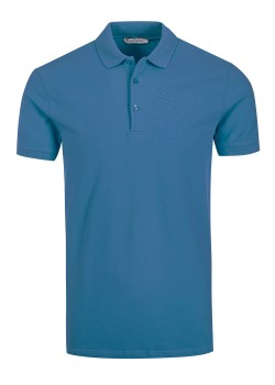 Versace Collection poloshirt blue