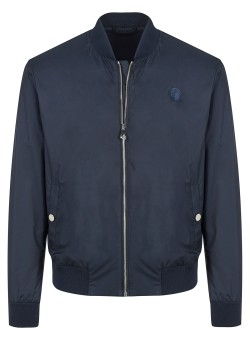 Versace Collection jacket dark blue