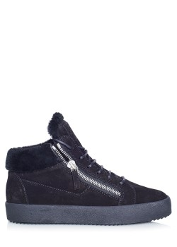 Zanotti shoe black