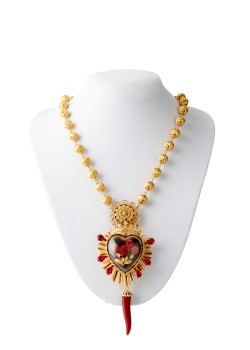 Dolce & Gabbana necklace Cuore Rose