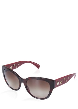 Versace sunglasses red