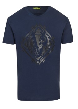 Versace Jeans Couture t-shirt blue