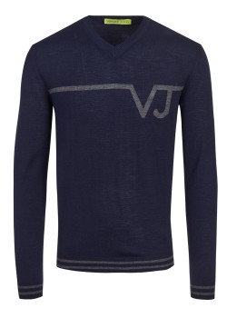 Versace Jeans Couture pullover dark blue