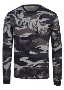 Versace Jeans Couture longsleeve camouflage