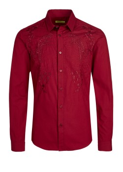 Versace Jeans Couture shirt red