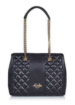 Love Moschino bag Borsa Quilted Nappa PU